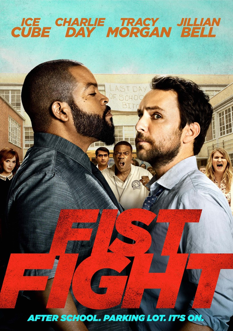 Dūru cīņa / Fist Fight